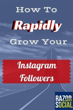 how to grow social media followers