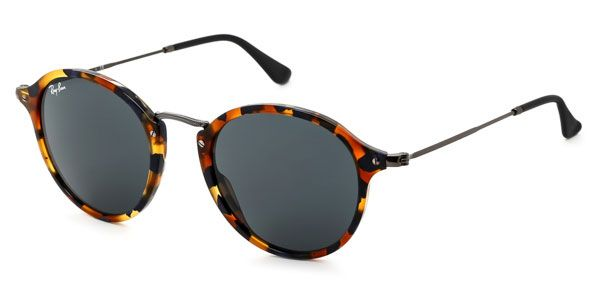 a6bd3a5194 Ray-Ban RB2447 Round Fleck 1158R5 Sunglasses