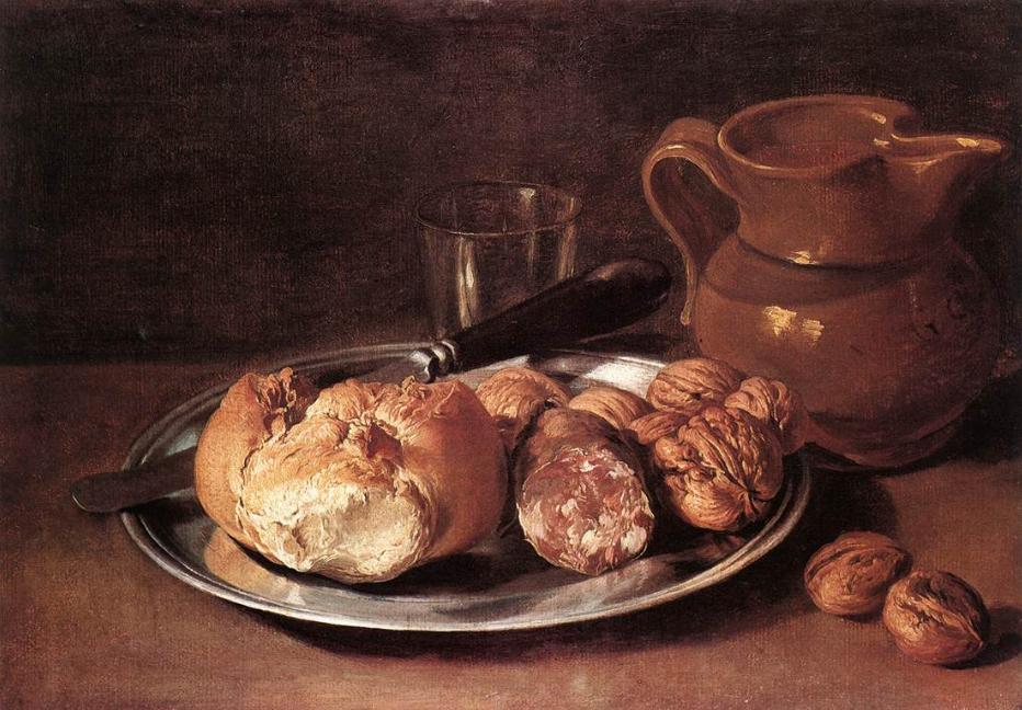 Ceruti, still life, 1750s Imagenes de pinturas