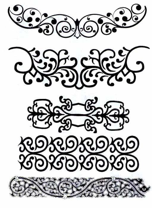 Korean traditional pattern | drawings | Pinterest | Patrones de ...