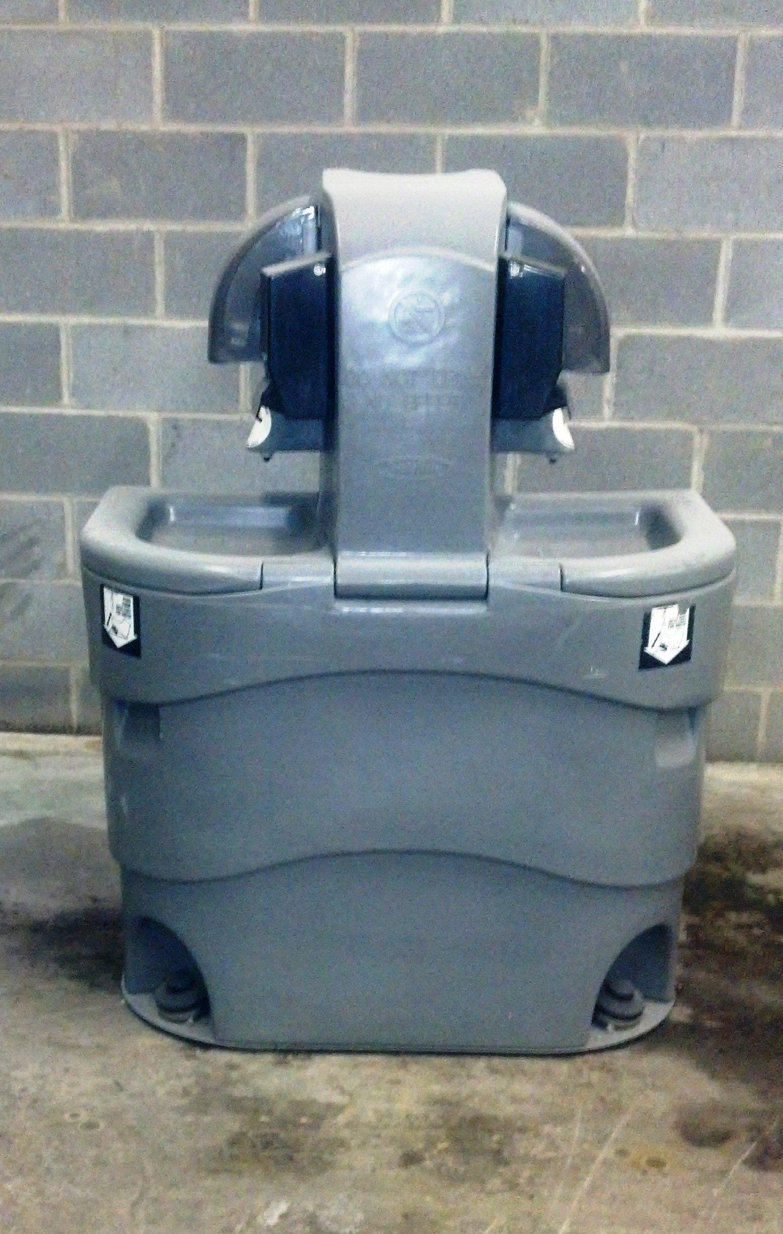 Double Basin Hand Wash Station Fantastic For Festivals