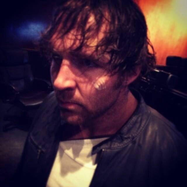 Dean Ambrose 7/18/14 smack down