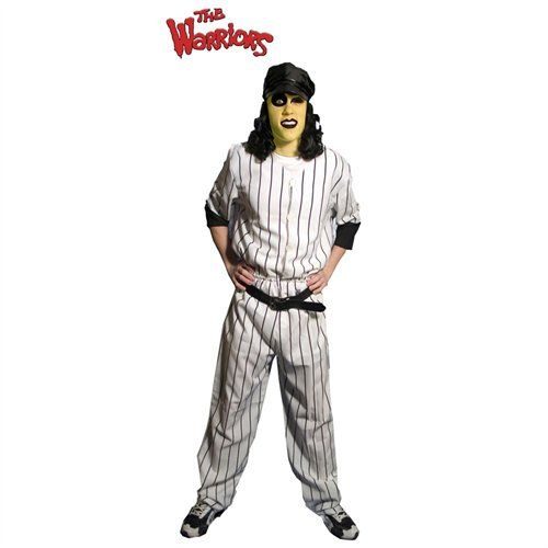 Furies From The Warriors Warrior Movie Baseball Furies Costume Warrior