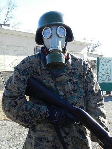 Tactical Airsoft Base - Lawson. MO 02.11.12   Airsoft