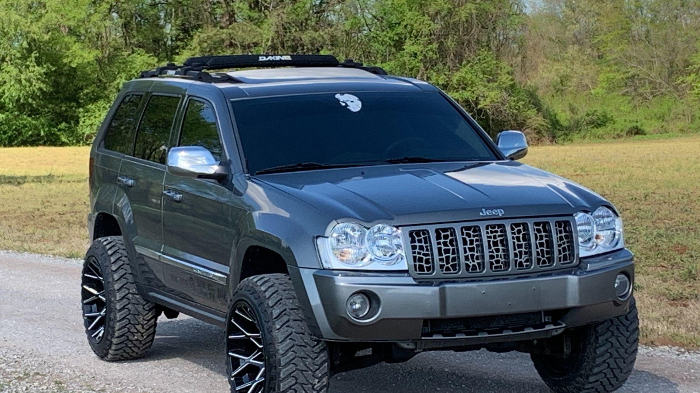 2007 Jeep Grand Cherokee Wk Laredo 4wd 4dr 4x4 Autos Y Motos