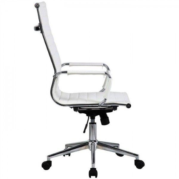 silla oficina réplica eames blanca alta | Tiendas On | Sillas de ...