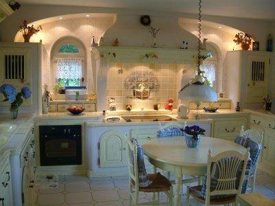Déco Cuisine Style Provencale Country Life Kitchen Design - Cuisines provencales