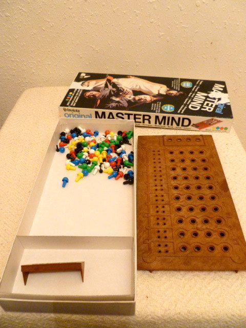Master Mind was so much fun!