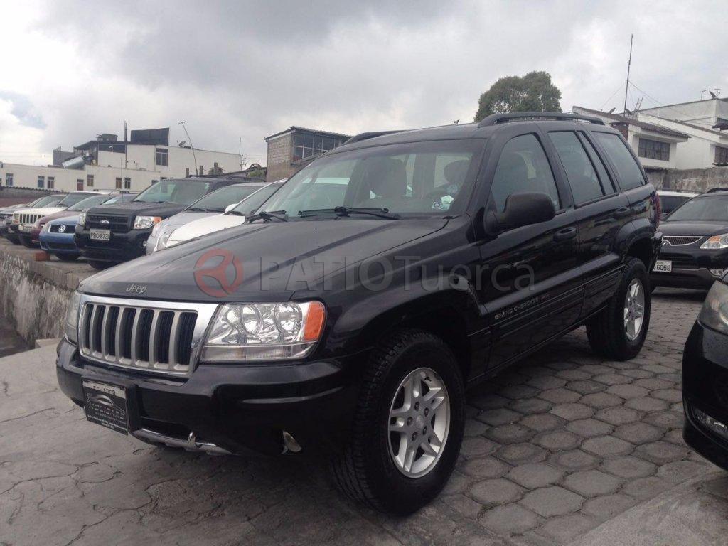 jeep grand cherokee limited 2005 todoterreno en quito pichincha comprar usado en patiotuerca ecuador - Patio Tuerca Ecuador