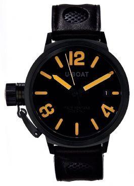 UB-308 часы U-Boat Flightdeck 50mm AB O