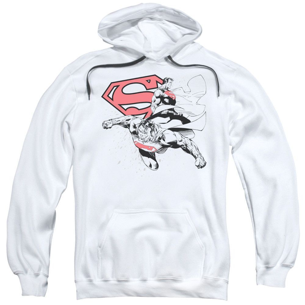 Superman: Double The Power Hoodie