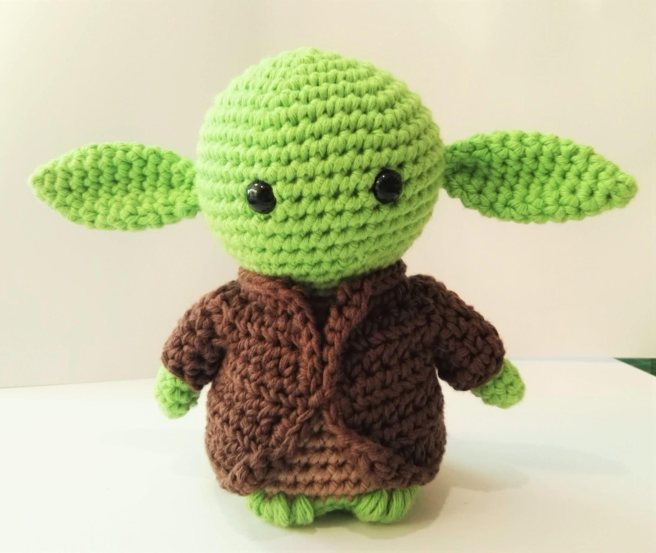 Großzügig Stricken Yoda Hutmuster Fotos - Strickmuster-Ideen ...
