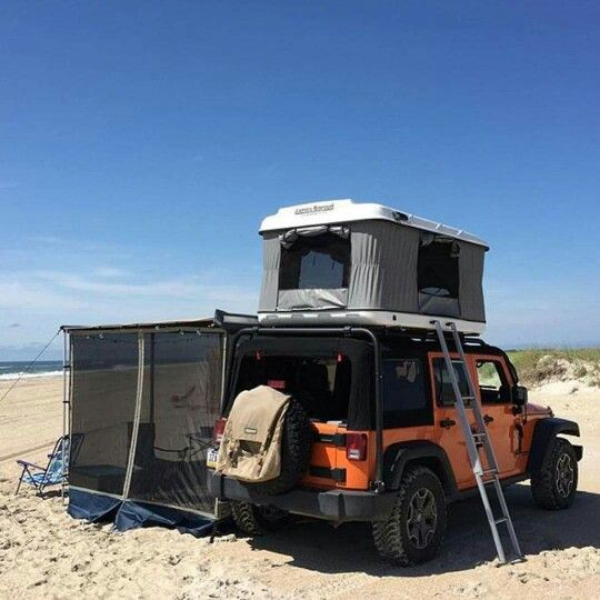 Jeep Jeeplife Overland Jeepwrangler Camping Overlander Jeep Wrangler Camping Jeep Camping Jeep Tent