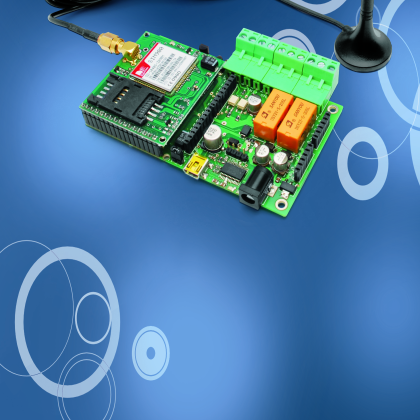 TiDiGino: remote control based on Arduino increases the performance