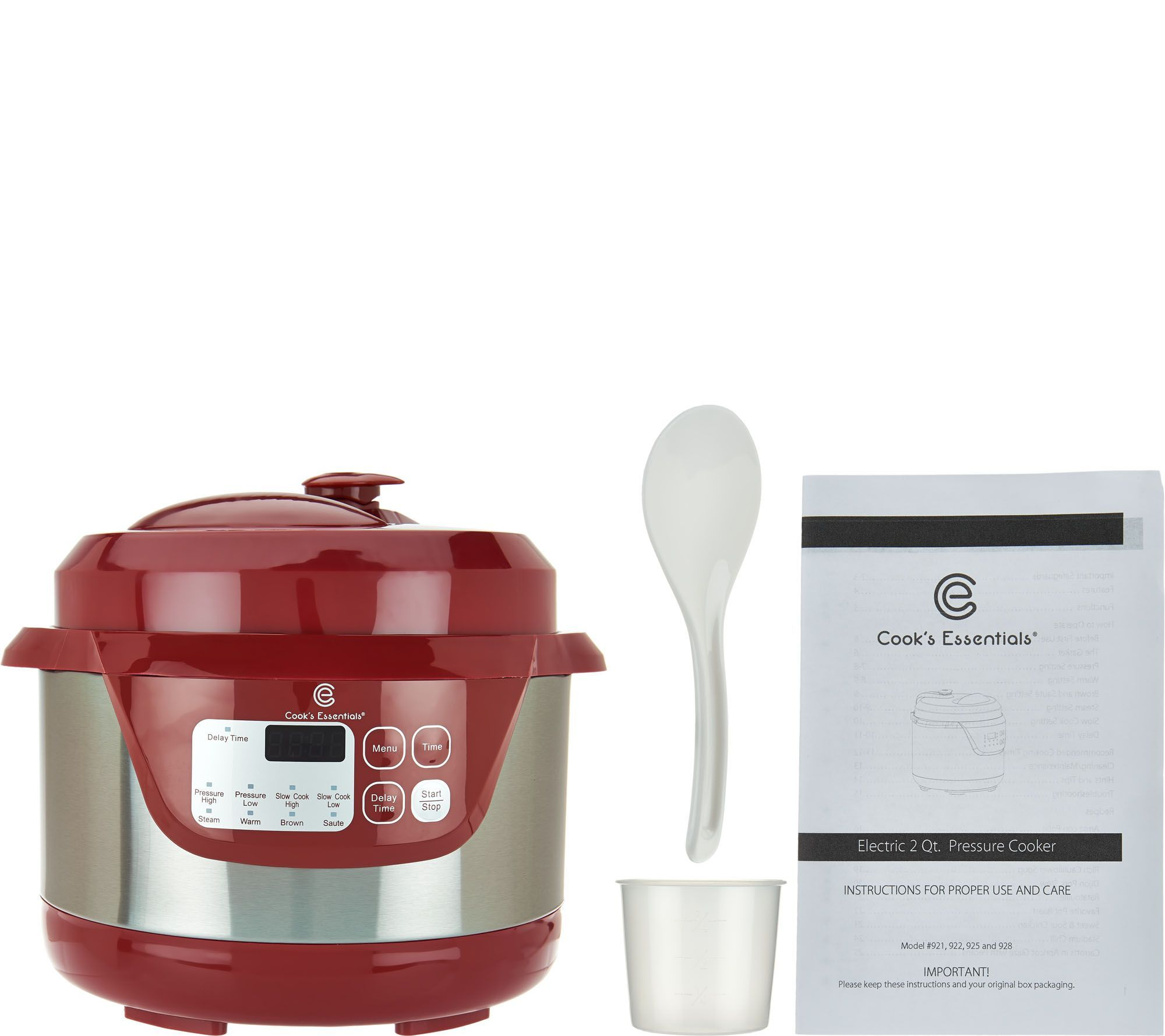 qvc kitchen appliances clearance items qt cooks essentials pressure cooker from qvc presentations in