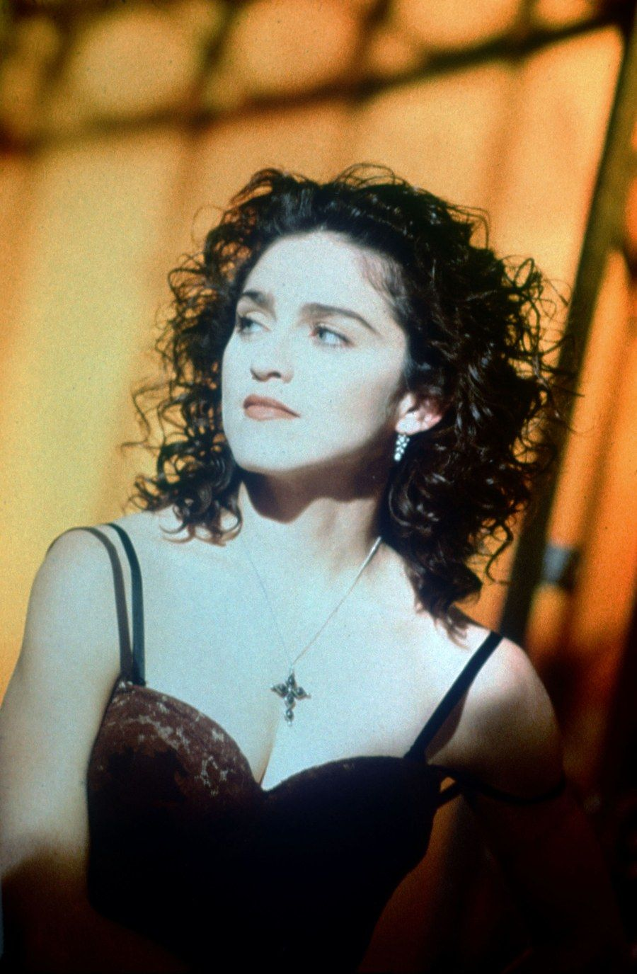 The story behind madonnaus slip dress in her most controversial
