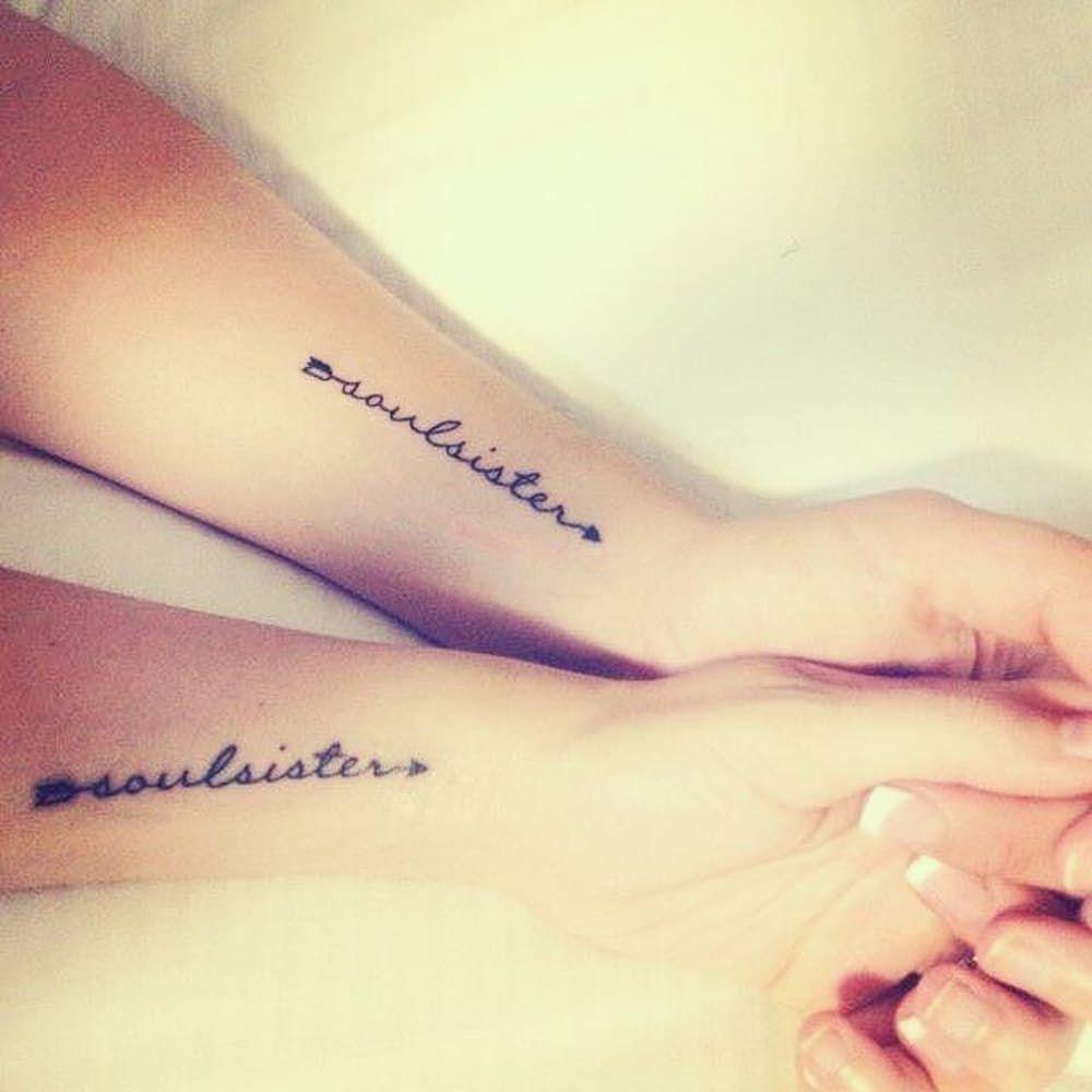 Greatest Bestie Tat Ever | Tatuajes! | Pinterest | Tattoos, Friend ...
