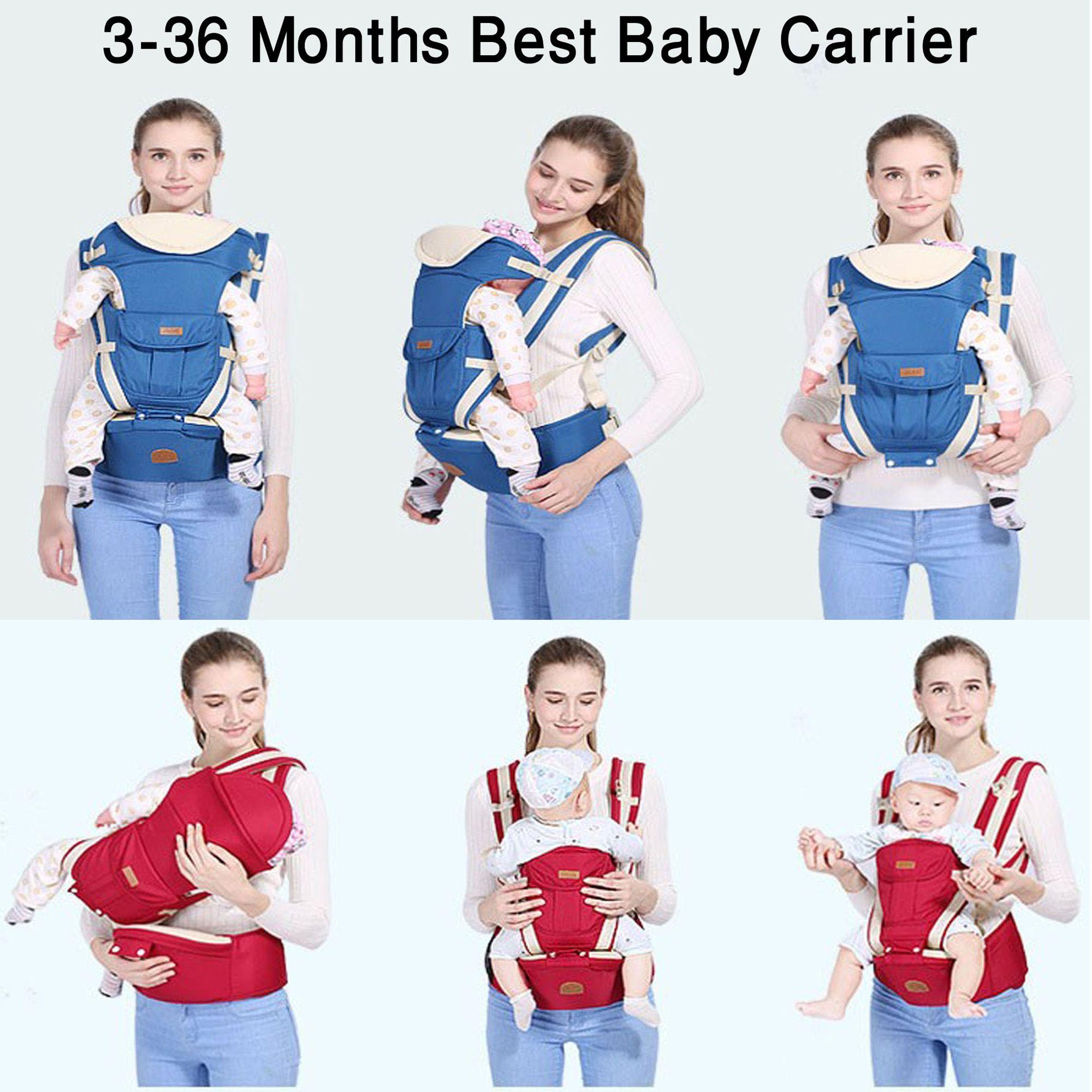 3 36 months best baby carrier for new born Ergonomic 360 infant
