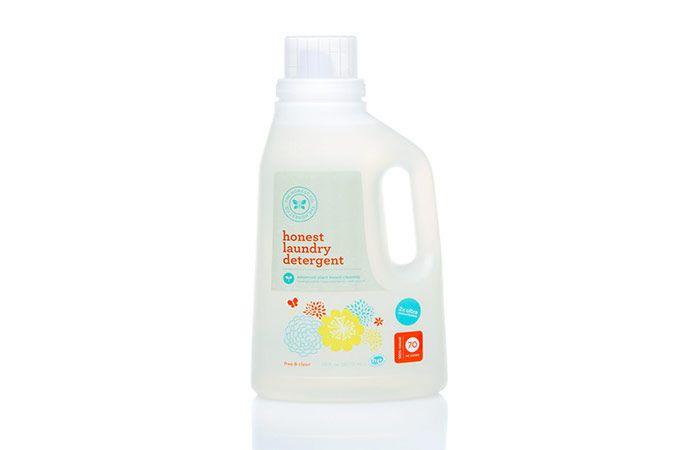 Home Essentials Kit Grapefruit Grove Honest Laundry Detergent