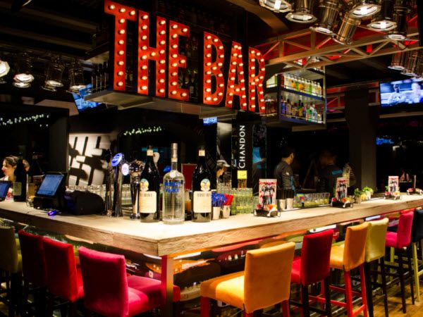 Gallery of 2016 Restaurant \ Bar Design Awards Announced - 19 - bar manager