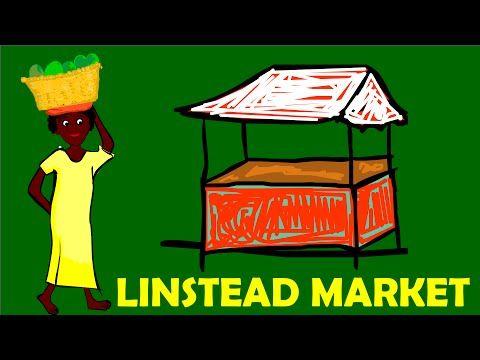 Linstead Market Jamaican Folk Song | Jamaican Music | Jamaican Kids Songs - YouTube