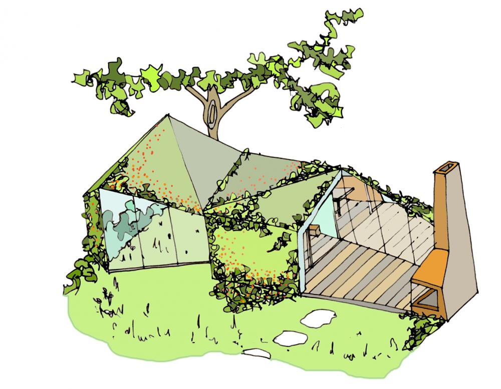 Garden studio in Amsterdam Watergraafsmeer / CC-Studio Garden studio in Amsterdam Watergraafsmeer / CC-Studio – ArchDaily
