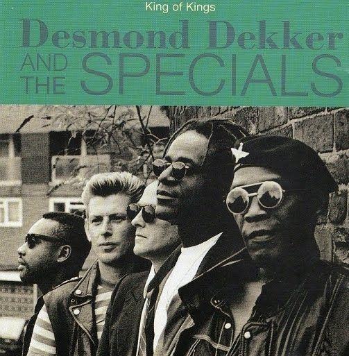 Desmond Dekker The Specials King Of Kings Ska Vinile Giamaica