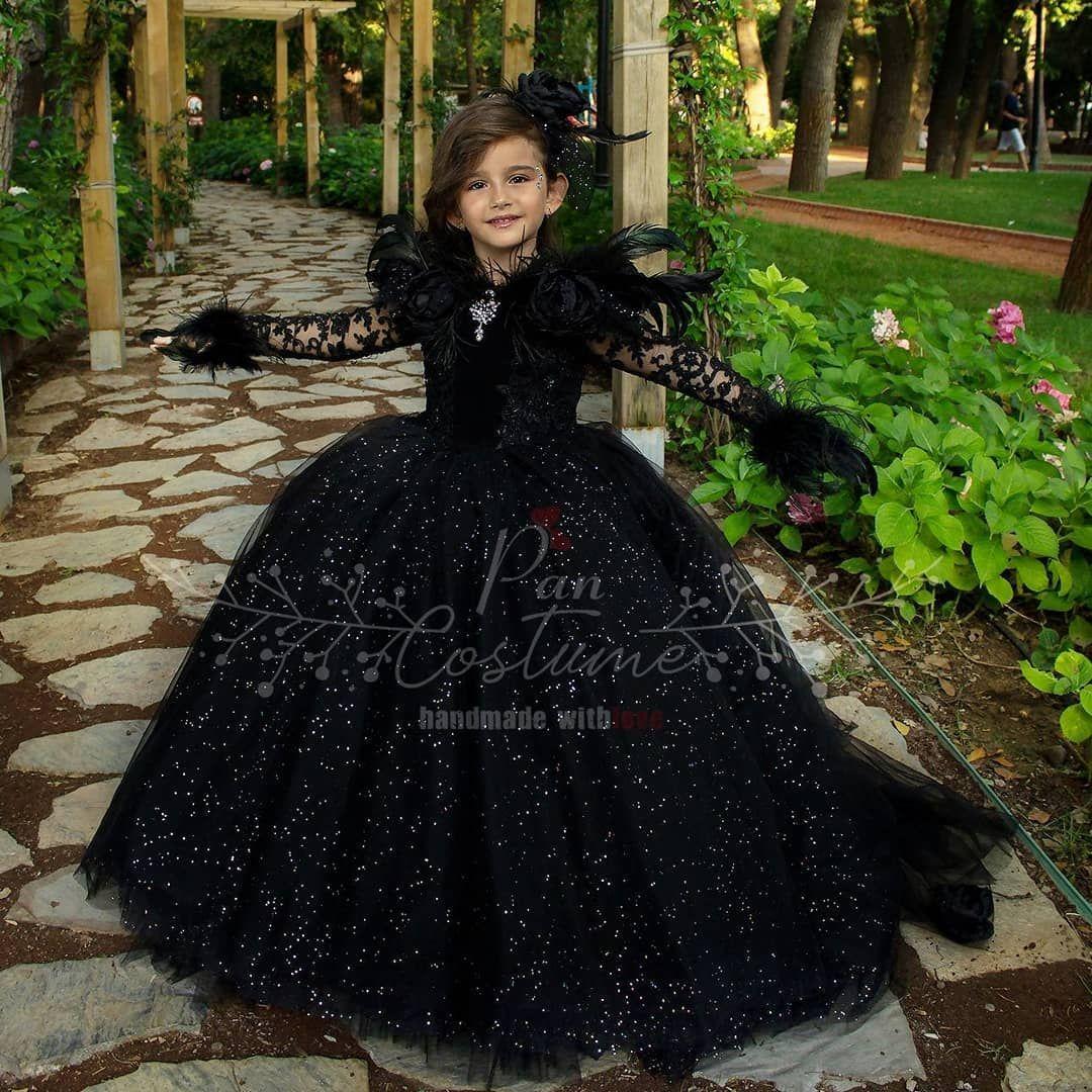 Queen Of Night Halloween Dress Vampire Queen Dress Etsy Cute Prom Dresses Kids Dress Patterns Dresses [ 1080 x 1080 Pixel ]