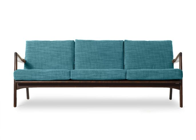 Modern Sectional Sofas Mid Century Modern Sectional Sofas Thrive Furniture