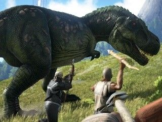 ARK Survival Evolved Is Your Dinosaur Fantasy Video Game Monster - Minecraft dino spiele
