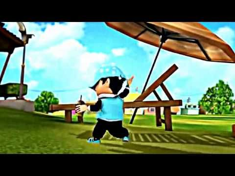 Boboiboy Terbaru - Jurus Terkuat Boboiboy Air