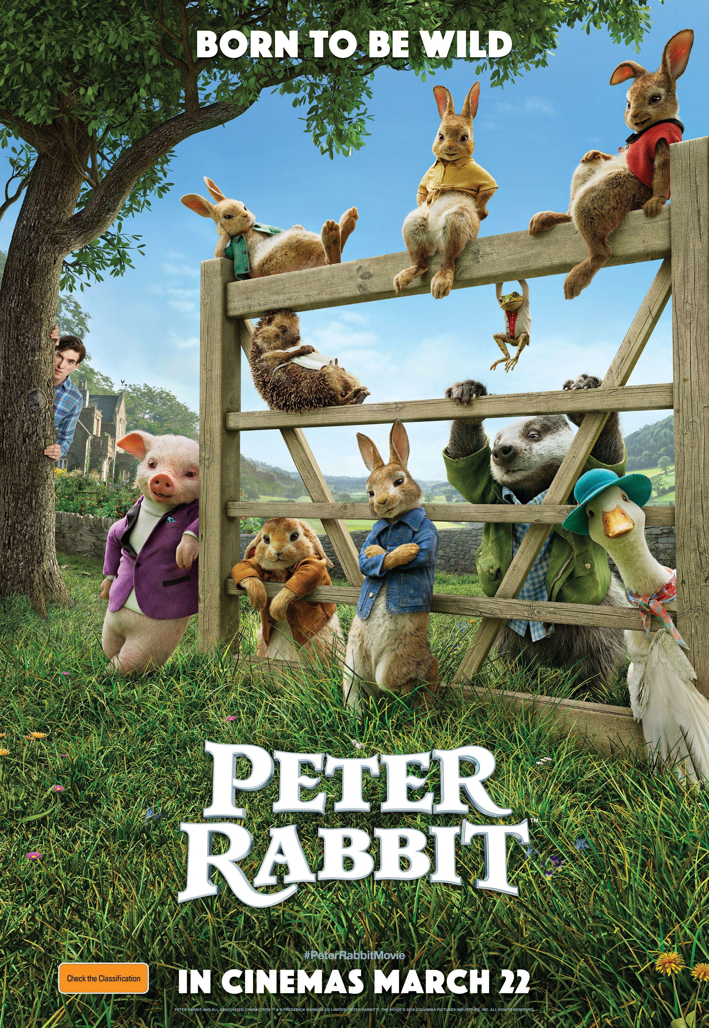 Peter Rabbit 2018 Peter Rabbit Movie Peter Rabbit Full Movies Online Free