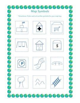 Map Activities Map Skills Map Symbols Map