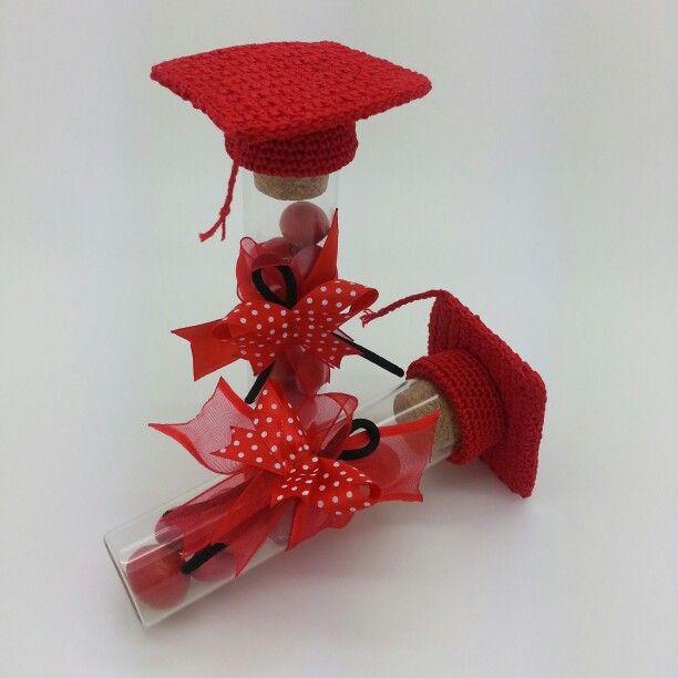 Bomboniere Per Laurea Tocco Rosso Porta Confetti Di Vetro Bicolino Shop Bomboniere Idee Per La Laurea Fai Da Te E Hobby