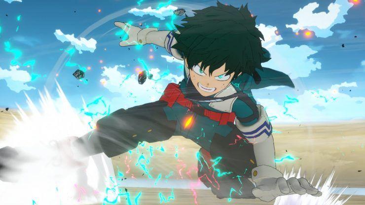 My Hero Ones Justice 2 E Anunciado Para Ps4 Xbox One Switch E Pc Wallpapers Hd Anime Papel De Parede Anime Izuku Midoriya