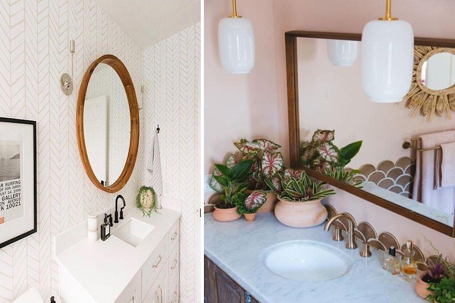 Bathroom Wall Decor Ideas Beautiful Bathroom Decor Ceramic Bath Accessories Sets Beautiful Bathroom Decor Bathroom Wall Decor Home Decor
