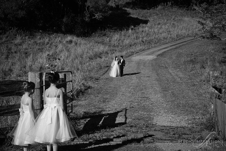 Real Wedding - Carli & Carlo - Sunshine Coast Brides Magazine - Photography by Studio Impressions