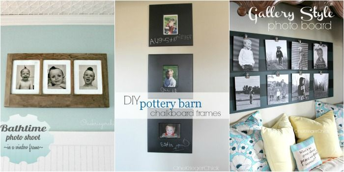 Engineering Prints in Embroidery Hoop Frames {home decor contributor} - Sugar Bee Crafts