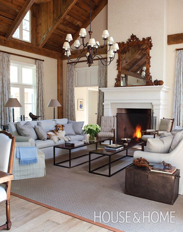 25 Cozy Spaces To Get You Excited For Fall