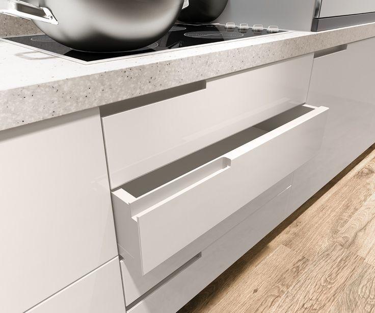 Resultado de imagem para detalhe de armario de cozinha | Furniture ...