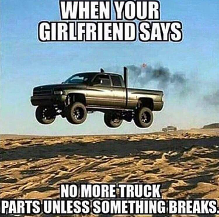 Hold My Beer With Images Truck Memes Diesel Trucks