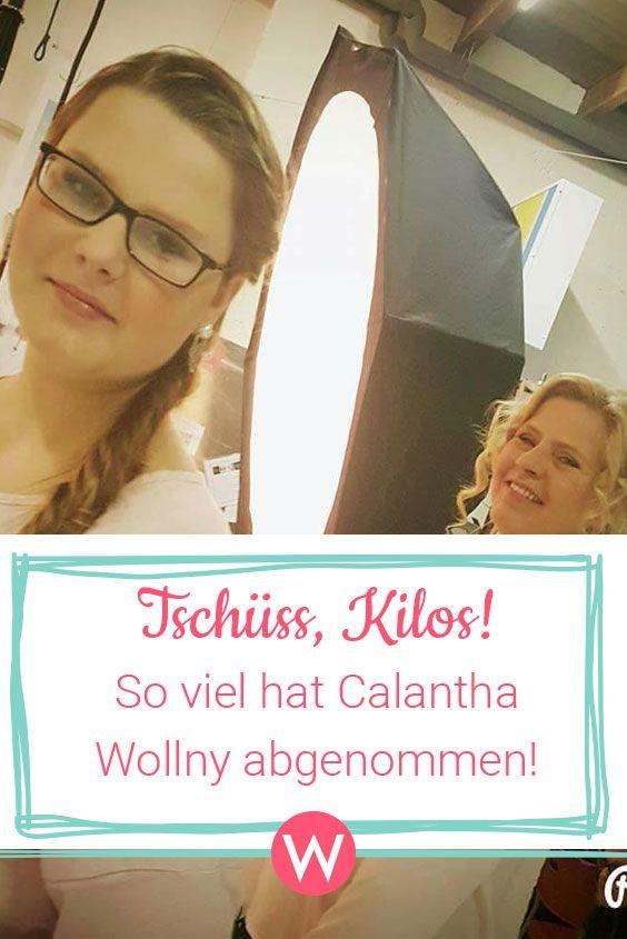 Calantha Wollny: So krass hat sie abgenommen! - Abnehmen..