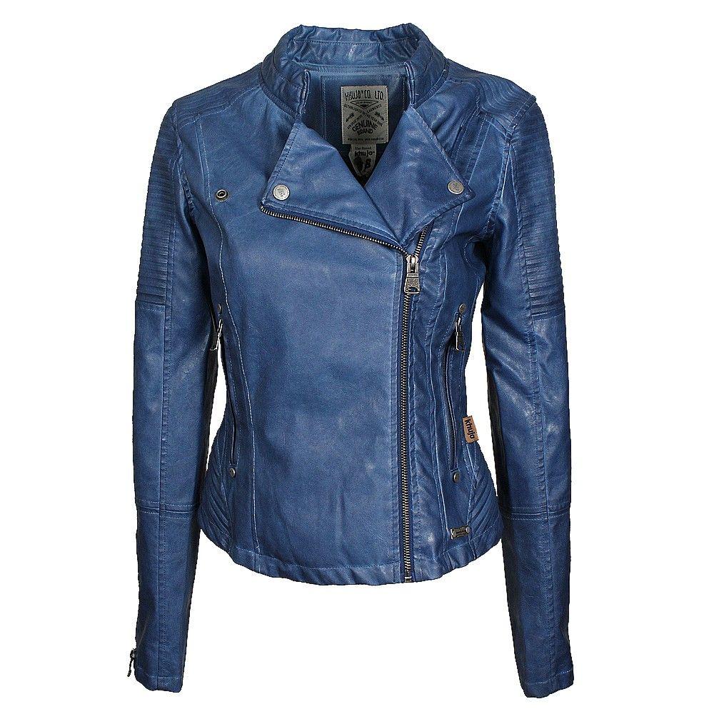 Khujo Amora Damen Jacke Ol Blue Lassige Damenmode Pinterest Ol