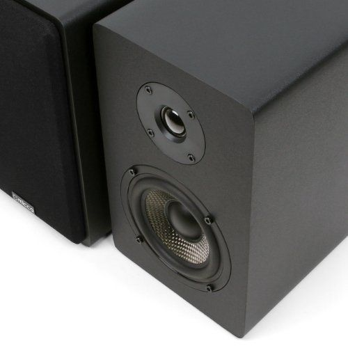 Awesome Micca PB42X Powered Bookshelf Speakers Pair