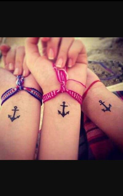 Pin By Melany On Bff Friend Tattoos Tattoos Friendship Tattoos