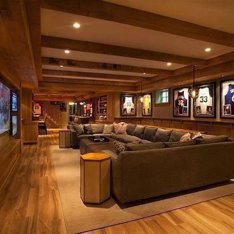 Home Theater Design Ideas Diy: 45 Inexpensive Small Movie Room Design Ideas For Family