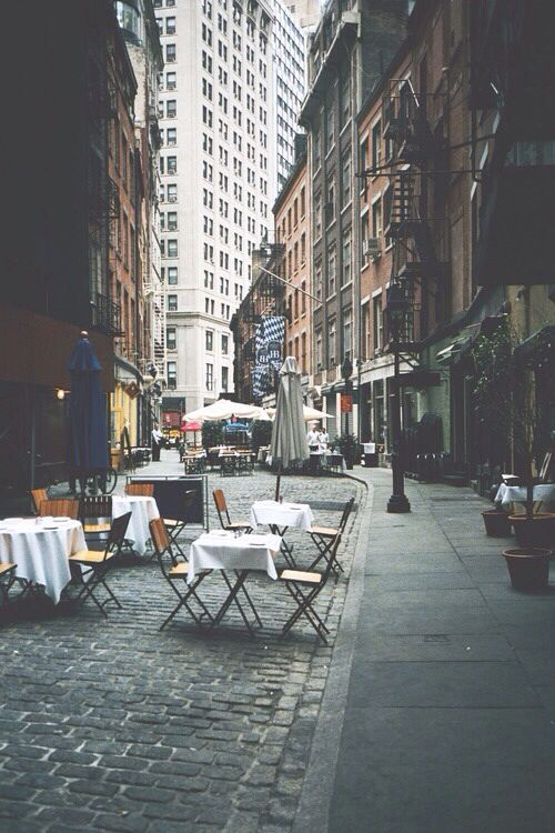 grunge Tumblr Stone street, Places, Beautiful places