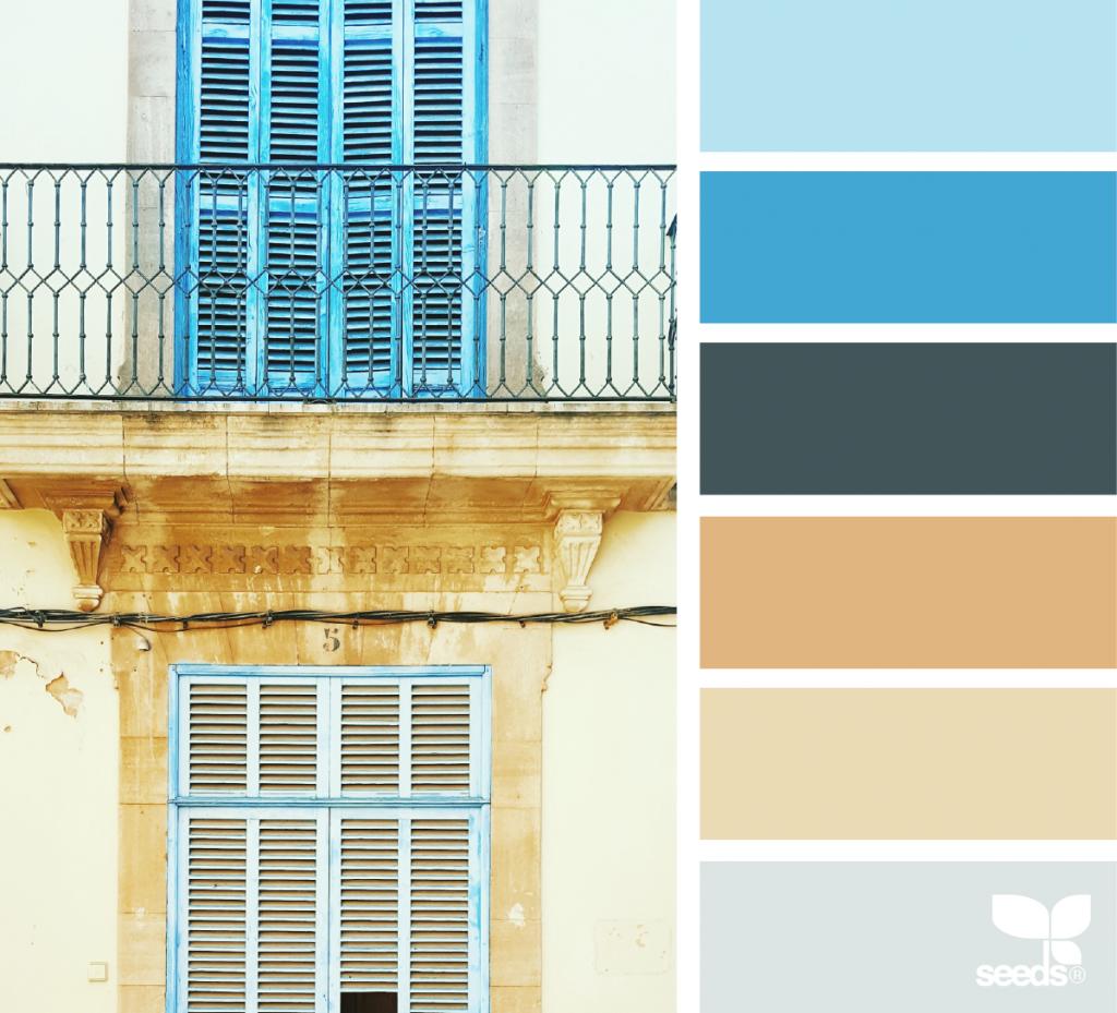A Door Color (design seeds) | Design seeds and Doors
