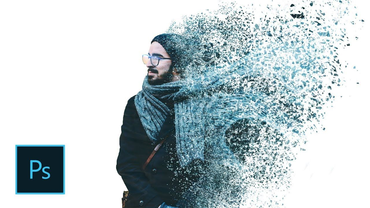 How To Create Particle Dispersion Effect