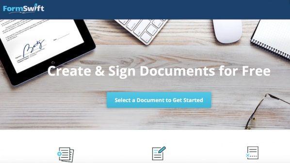 موقع Formswift لإنشاء وتعديل ملفات Pdf أونلاين Create Sign Startup Design How To Get